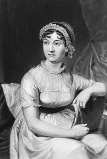Jane Austen. Director of Becoming Jane