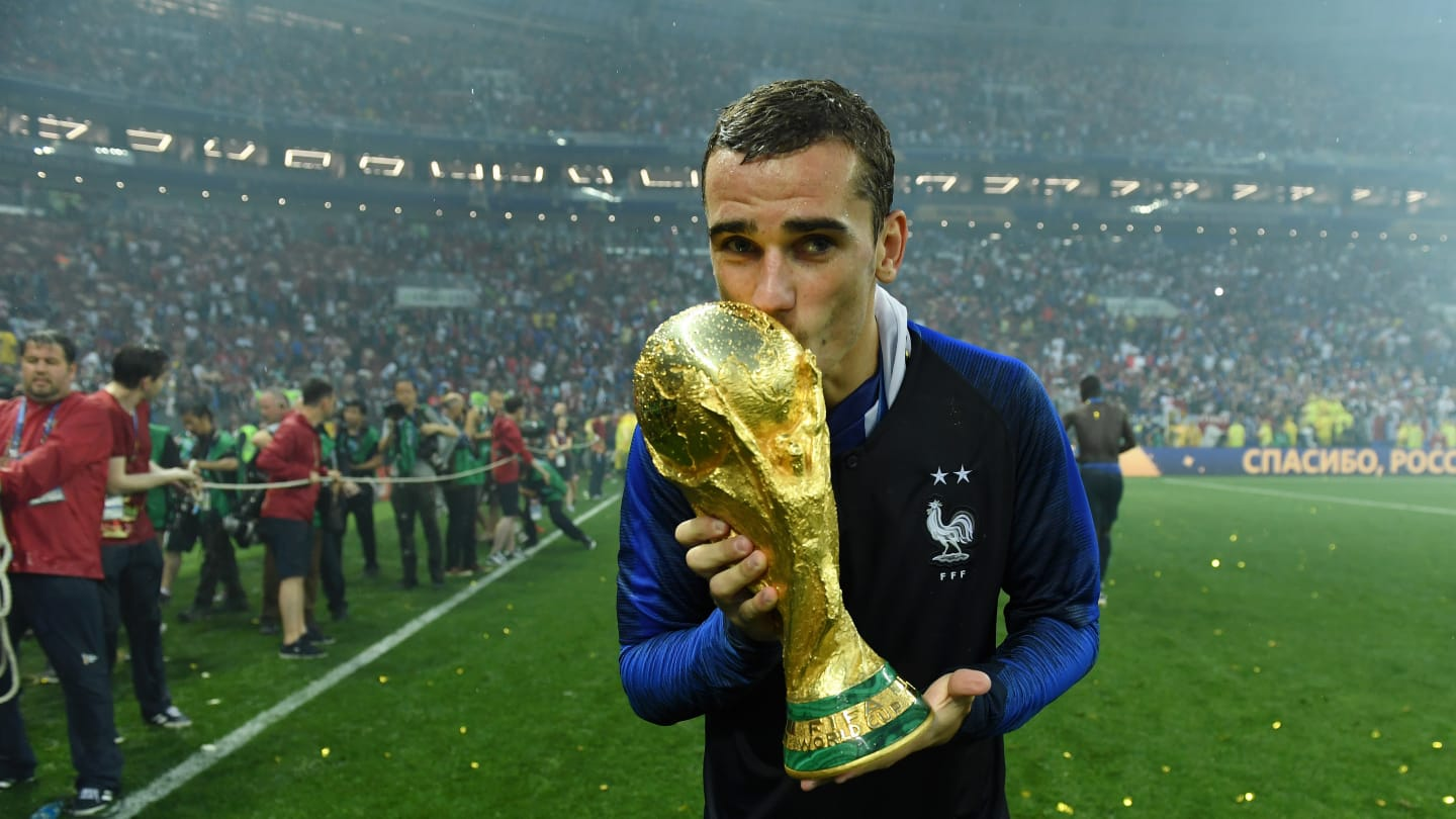 France Champion in 2018