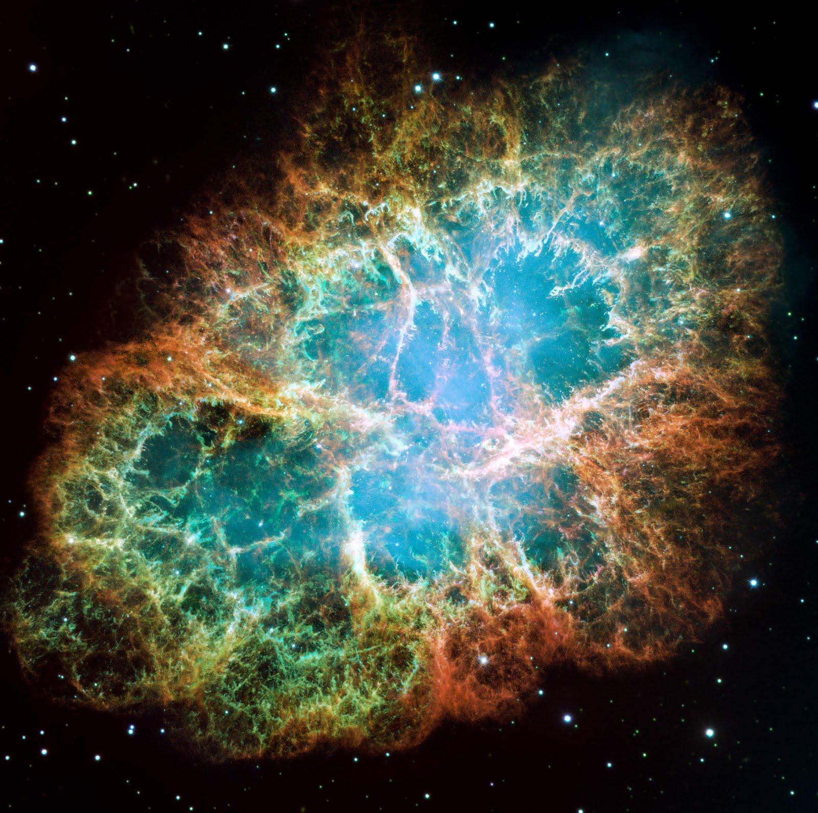 M1, la nebulosa del granchio (NGC 1952)