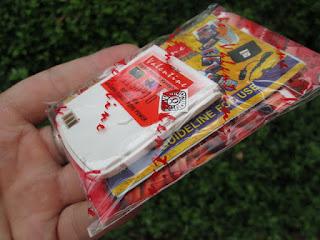 baterai hape Panasonic jadul GD55 merk Valentine