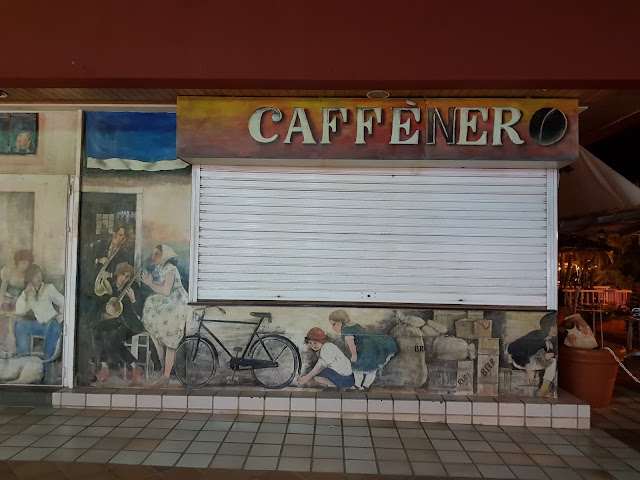 Caleta de Fuste di sera-Fuerteventura