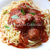 La receta de espaguetis Clemenza de El Padrino, spaguetti con polpette