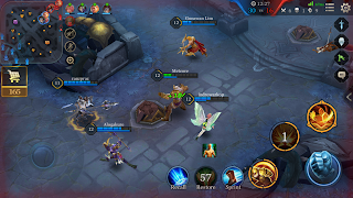 mobile arena game moba android dan iphone
