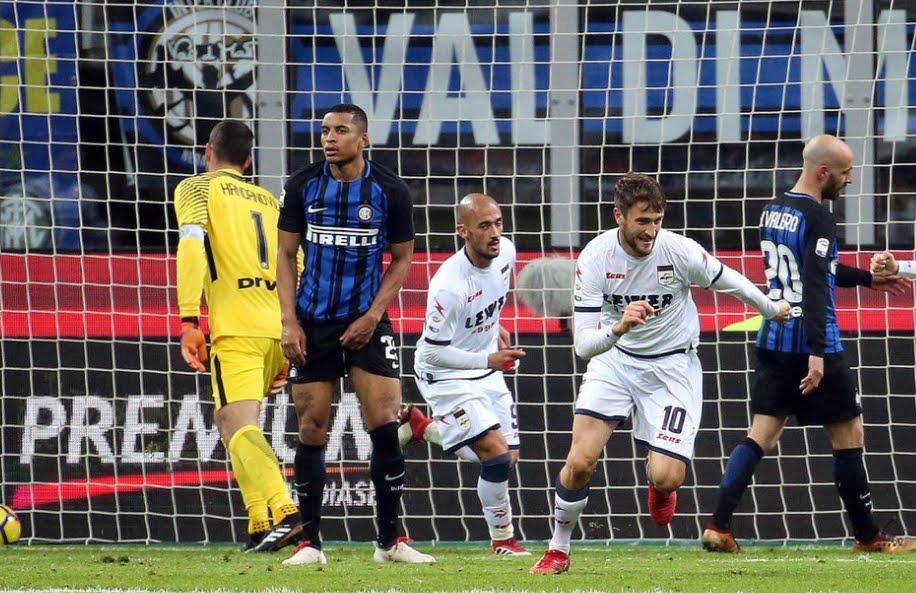 Inter non vince da 8 partite: solo 1-1 al Meazza con il Crotone | Anticipo Serie A