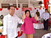 Bos Amarta: Gara-Gara Baju saat Nyoblos, Jokowi Akan Menanggung Resiko Politik yang Fatal