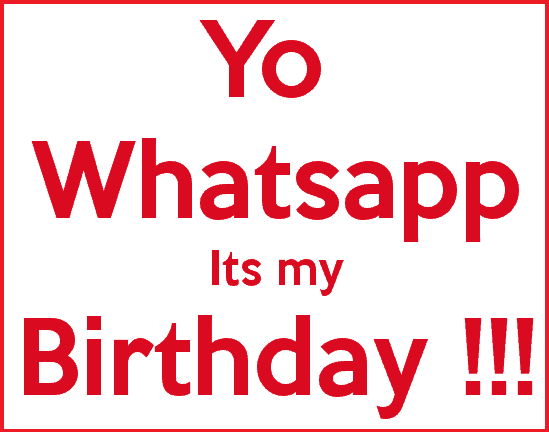 BirthDay Whatsapp DP and Profile Pictures: eAskme
