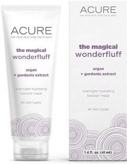 Acure Organics mask the magical wonderfluff Vitacost iHerb