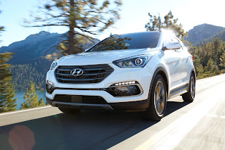Santa Fe Sport gets better with 2017 upgrades