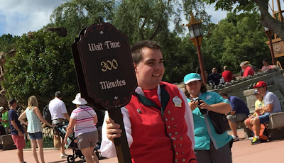 Frozen Ever After Wait Times