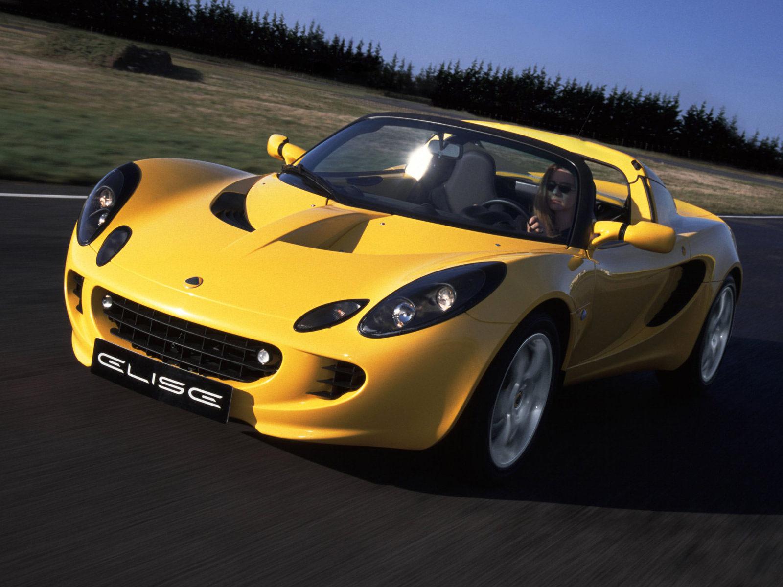 2002 Lotus Elise Car Desktop Wallpaper  Auto Trends Magazine