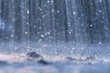 من الاعجاز العلمي في السنه النبويه المطهره ولا يعلم متي ياتي المطر احد الا الله
