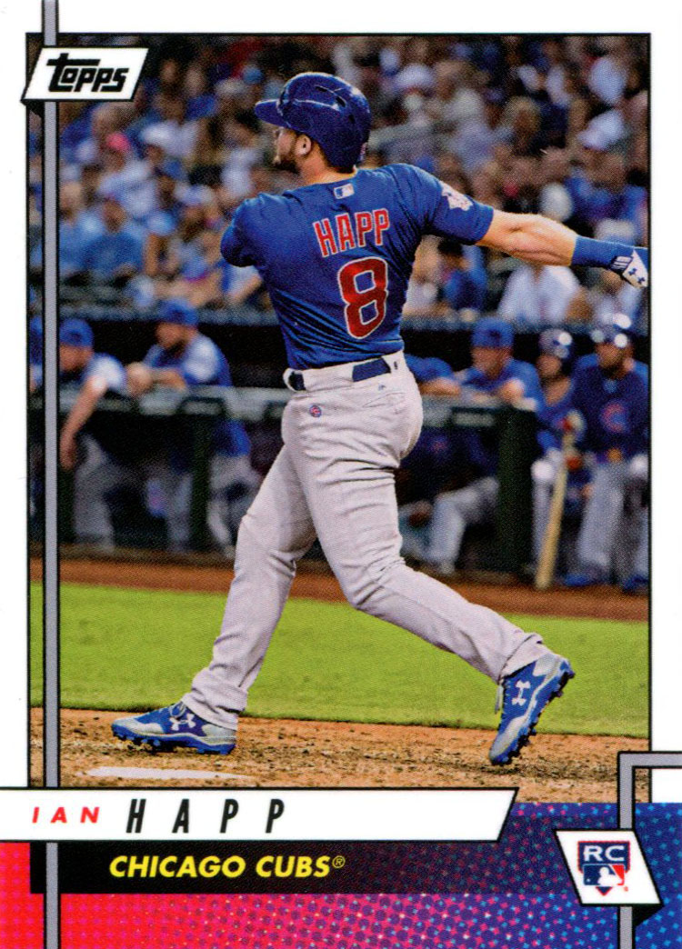 Once A Cub One Card Team Set 2017 Topps On Demand Rookie