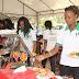 WASHIRIKI WA MISS TANZANIA 2016 WAKIPATA CHAKULA CHA MCHANA NDANI YA DODOMA CARNIVAL