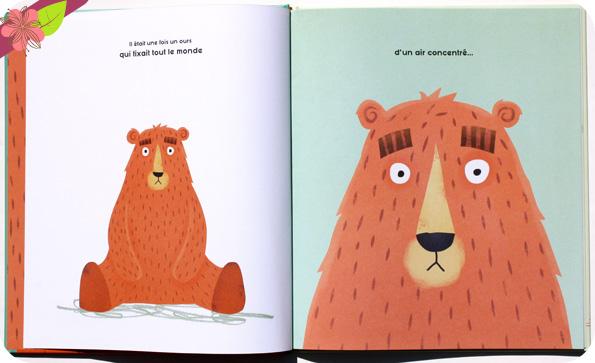 L'ours qui fixe de Duncan Beedie - Didier Jeunesse