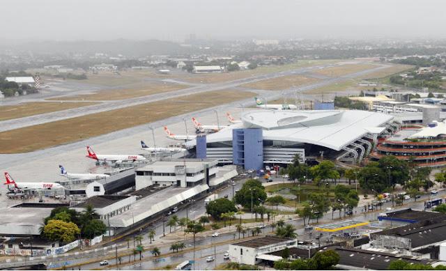 Contagem regressiva para a privatização do Aeroporto do Recife