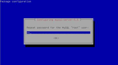 Setelah itu masukkan passwordnya jika dimintai untuk memasukkan password