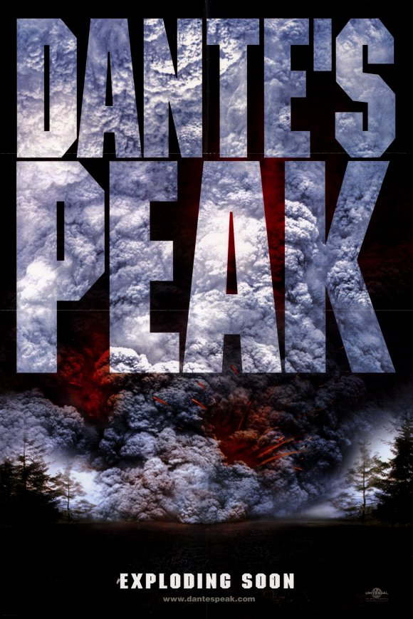 Film Thoughts Disaster Movies Month Dante S Peak 1997