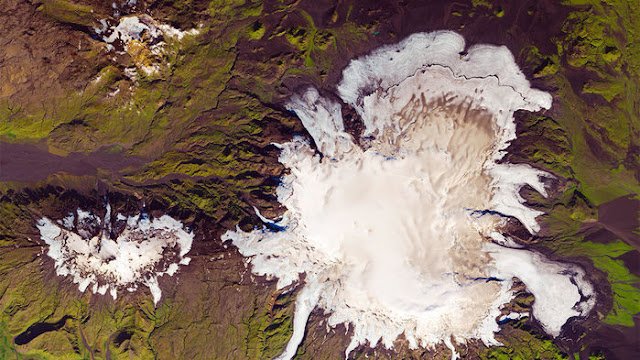 Um único vulcão na Islândia pode estar emitindo mais dióxido de carbono do que todos os demais vulcões combinados do país