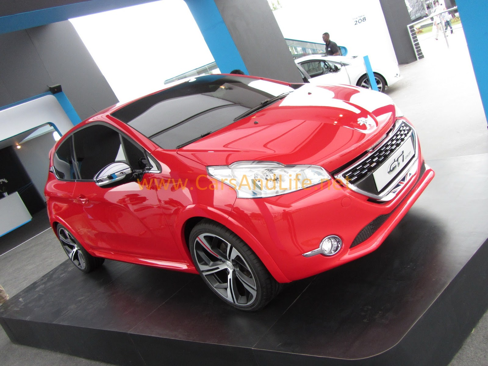 detailed look 1bc6a 4924a New Peugeot 208 GTi - Cars  Life  Cars Fashion Lifestyle Blo