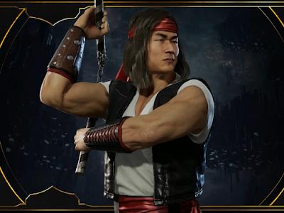 Liu Kang MK11 - Mortal Kombat 11