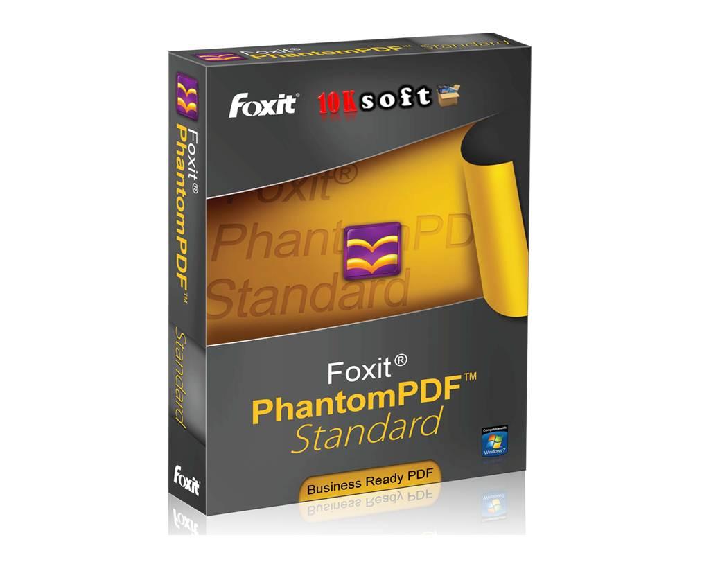 Foxit PhantomPDF Business 8.1.1.1115 Free Download