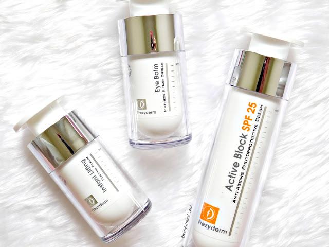 Frezyderm Skincare Review