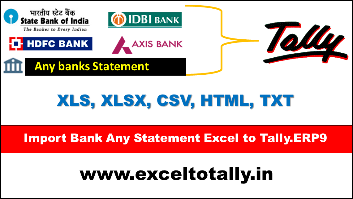 excel to tally free downloads