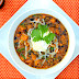 Chipotle Chicken Sweet Potato Pumpkin Ale Chili