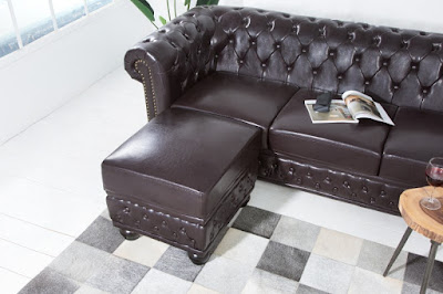 moderný nábytok Reaction, nábytok do obývačky, podnožky ku kreslu