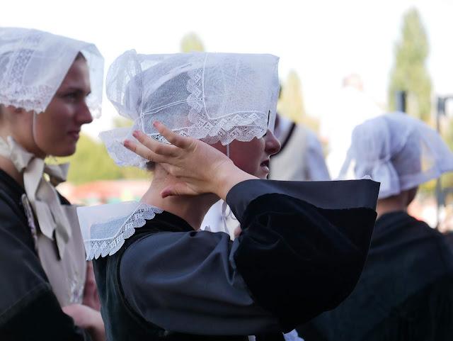 fête de la galette à Pipriac en 2018 cercle celtique sainte Anne d'Auray