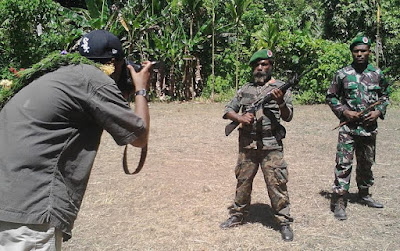 Dutch Journalist Goes Undercover in West Papua