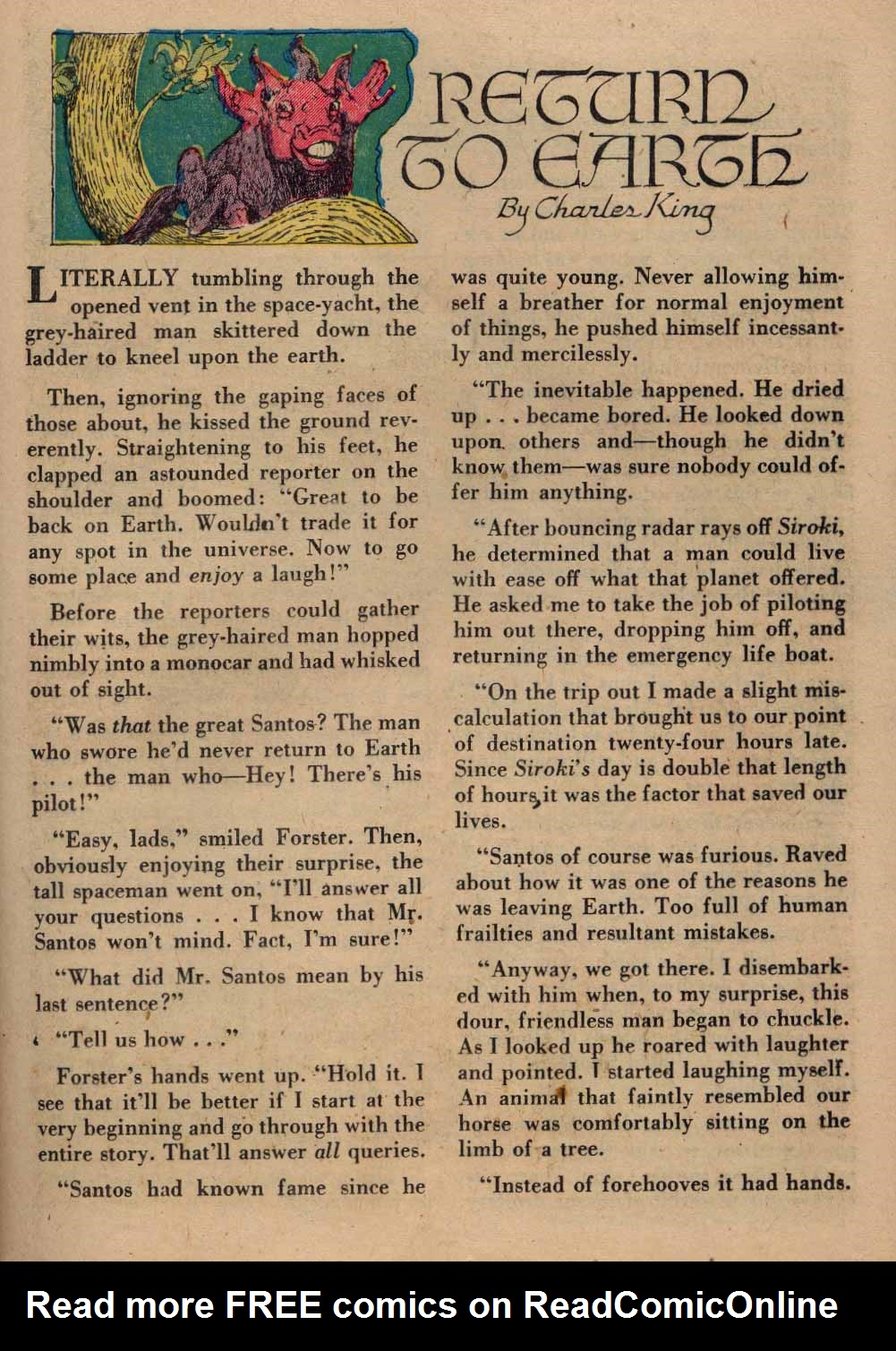 Strange Adventures (1950) issue 3 - Page 35