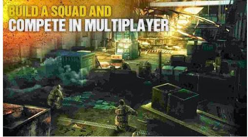 Modern Combat 5: Blackout 1.2.0o APK (Offline)