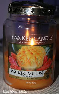 Yankee Candle Waikiki Melon - cóż to za zapach?