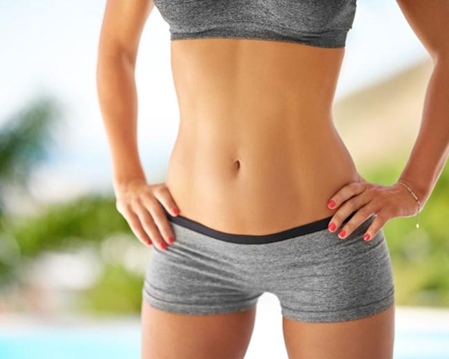 10 cosas sencillas que puedes hacer para tener un estómago plano
