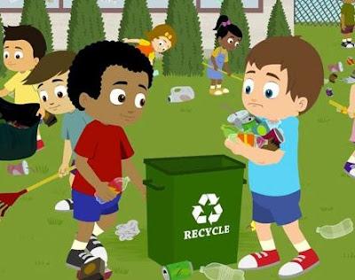 Anak belajar bersosialisasi sekaligus bertanggung jawab (tugassekolah.com)