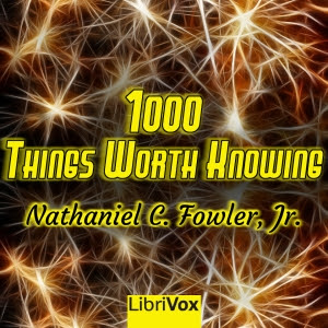 1000 Things Worth Knowing Audiobook by Nathaniel C. Fowler, Jr.