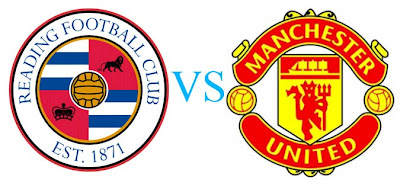 Prediksi Skor Reading vs Manchester United 02 Desember 2012