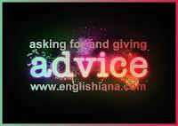 Belajar Percakapan Bahasa Inggris 2 Orang Beserta Artinya Tentang Asking For And Giving Advice