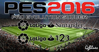 (PES 2016)(Update 01-10-2016) Laliga Santander & Laliga 1 2 3 Kits Pack 2016/17 By GgBlues
