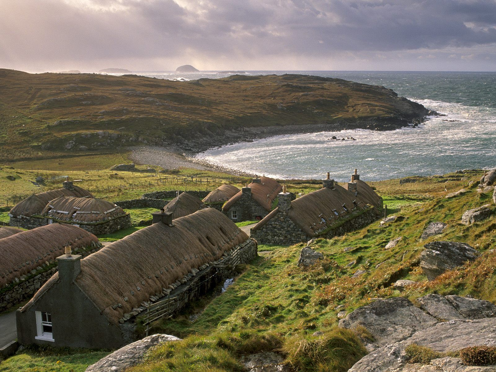 A Scot in Tennessee: Beautiful Britain - Outer Hebrides