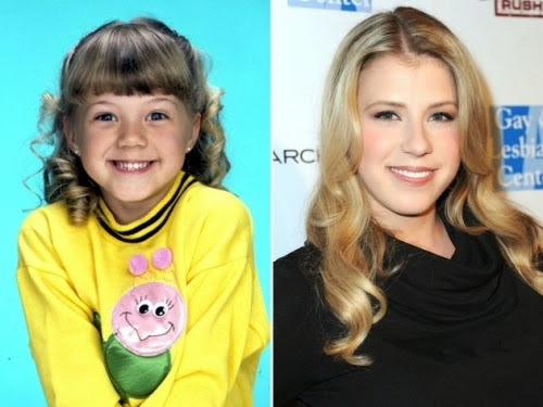 Did Jodie Sweetin burn her name after Full House? - Jodie Sweetin