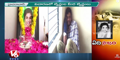 Devi's Death is a Pre-Planned Murder, says Devi Father Niranjan Reddy