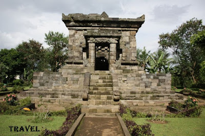 Clown Temple In Malang