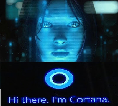 Cortana logo picture