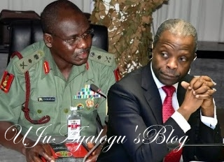 TENSION As Military Coup Plot To Overthrow Osinbajo Filters, COAS Brazes, Up Issues Strong Warning To Soldiers