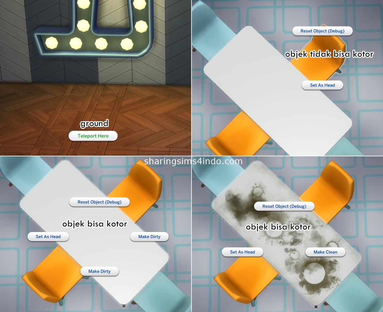 Baru Daftar Cheat Sims 4 Lengkap Versi Bahasa Indonesia Sharingsims4indo
