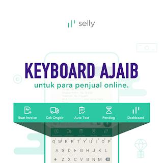 Aplikasi Keyboard Selly