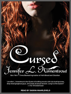 Review: Cursed by Jennifer L. Armentrout