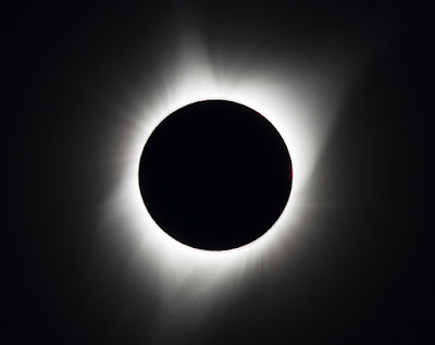 Eclipses testify of the power of our Creator